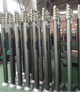 电动12米升降杆定制可移动式避雷针厂家