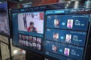 写字楼工业区抓拍人脸识别监控考勤闸机