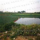 河道水葫芦拦截办法FT200*1000拦污浮筒
