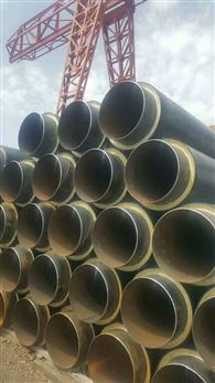 辽阳市温泉水管道地埋聚氨酯发泡保温管厂家