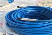 矿用通信拉力电缆MHYBV-7-1