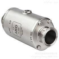 德国AKO    VMC气动管夹阀-卡箍连接