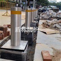 DB液压道路阻断伸缩柱,大门防撞升降桩