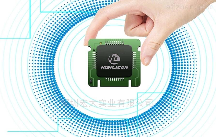 Hi3516ARFCV200海思工业级网络摄像机芯片Hi3516ARFCV200-安防展览网