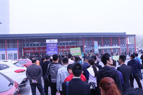 承载希望 再度起航 第16届郑州安博会隆重开幕