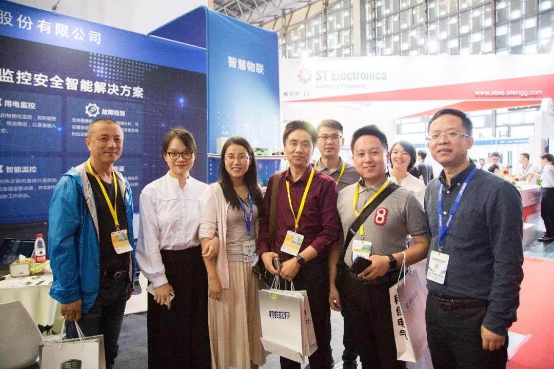 科佳诚瑞携物联网新品助力上海安博会