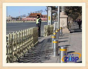 【2018北京安博會 搶先看】卓奧世鵬液壓一體升降柱強勢來襲