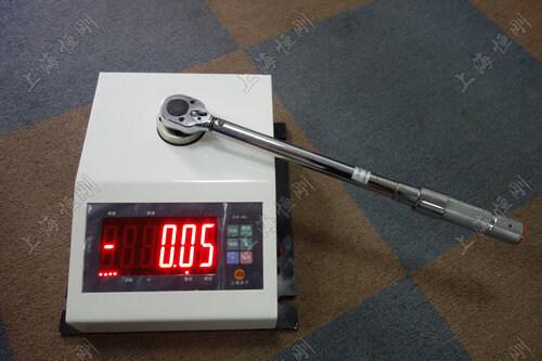 便携式可调式测力板子校正仪