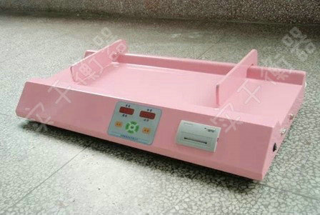 婴儿卧式体检床秤