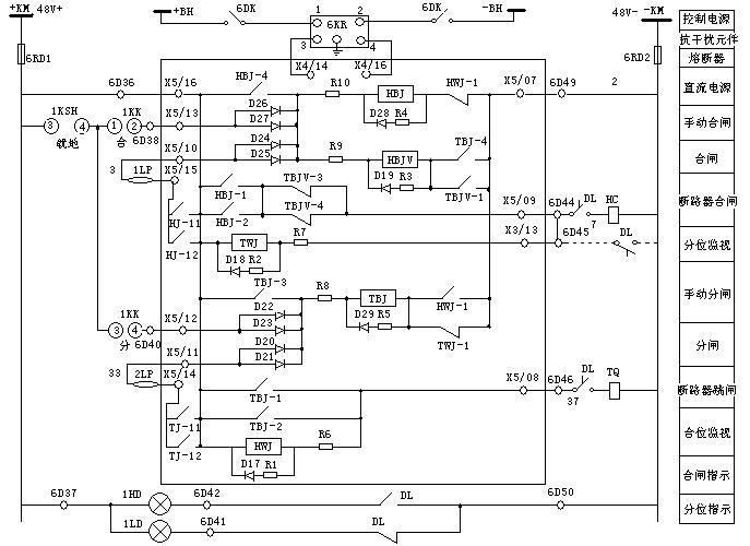 微机继电保护测试仪线路保护试验接线方法