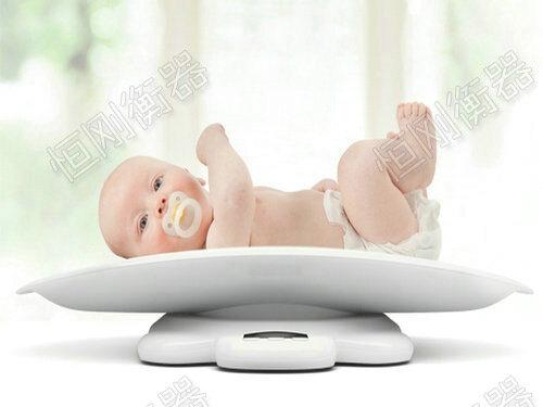 电子婴儿秤