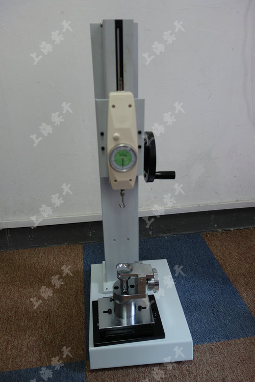 纽扣撞击强力测试仪图片