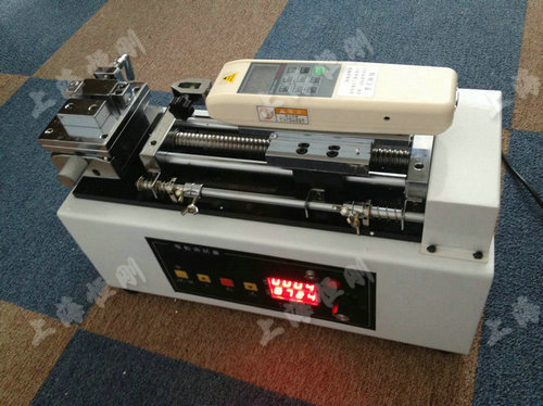 SGDW电动卧式推拉力计测试台图片