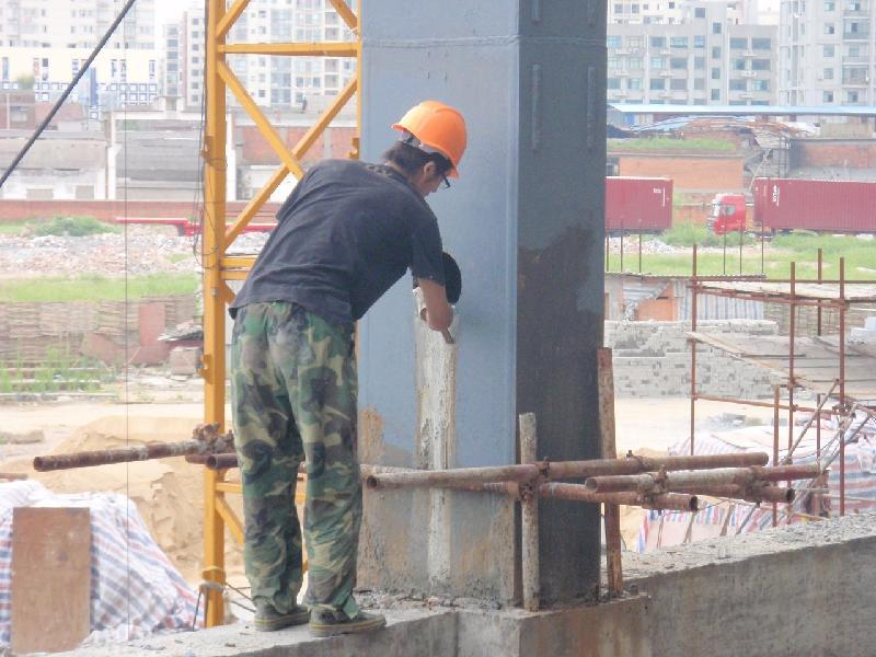 水性钢结构防火涂料生产