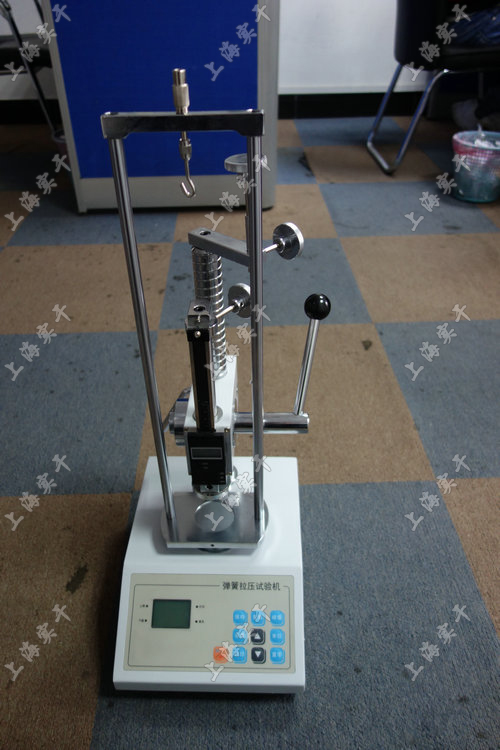 弹簧拉压实验机图片