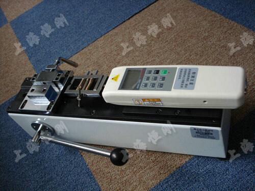 线束端子拉力检测仪器图片