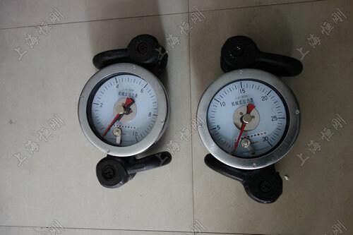 重力测量表盘拉力计