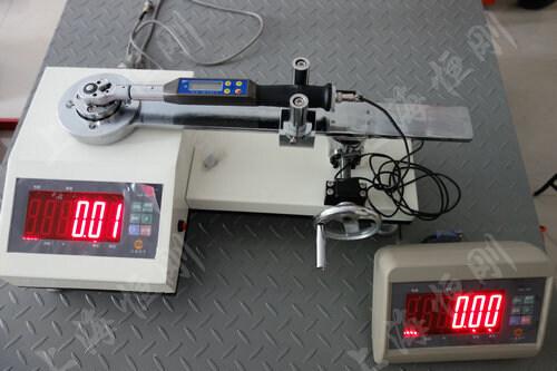 SGXJ扭矩板子检定装置图片
