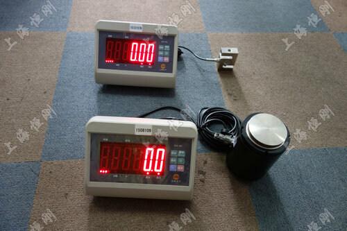 SGZF柱式电子压力计图片