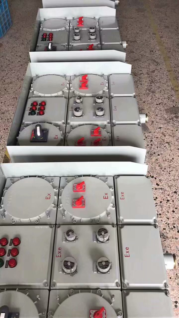 家用回路箱接线实物图