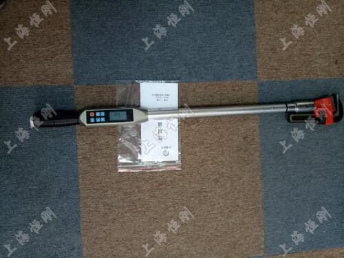 高强螺栓电子数显式力矩扳手图片  (管钳头)