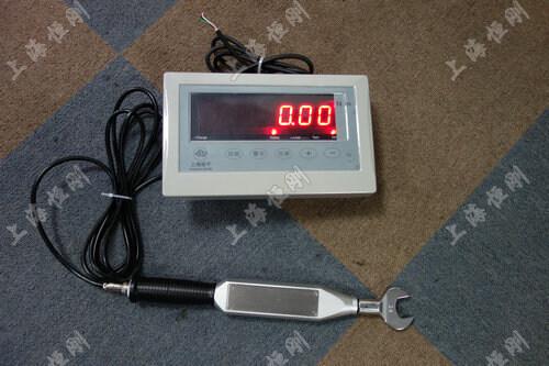 非标定制高强螺栓电子数显式力矩扳手图片