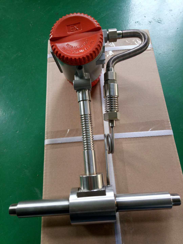 流量计应安装于调节阀,压力或温度传感器的上游.6.图片