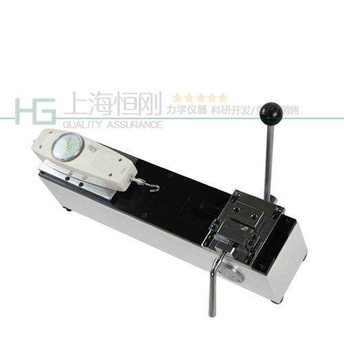 接线端子的拉力测试仪?图片