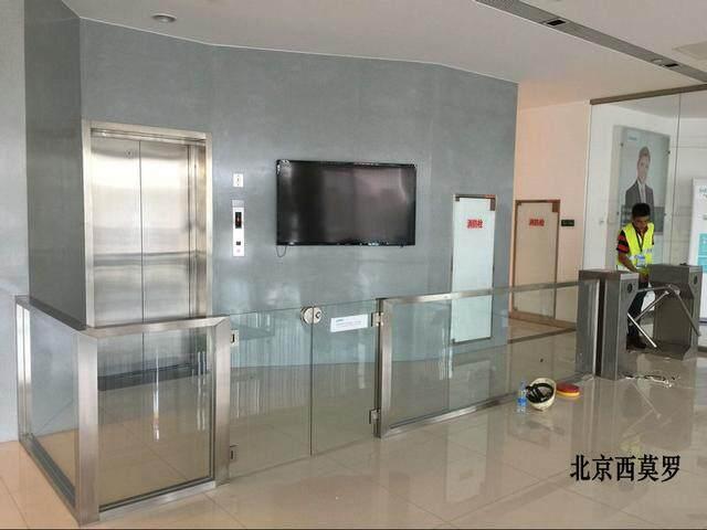 天津三辊闸案例