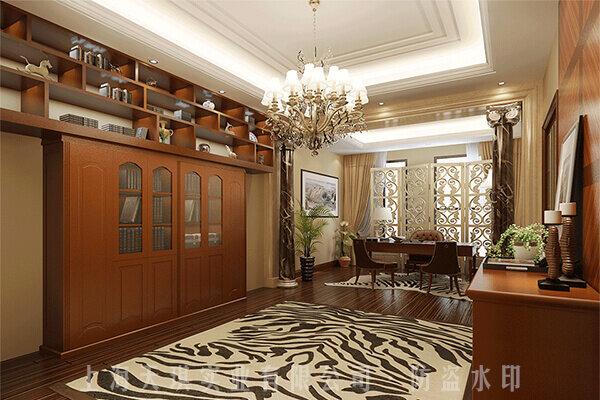 家装密室门效果图