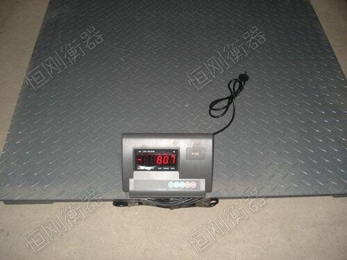 防水电子地磅