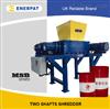 MSB-E1000新型环保的油漆桶破碎机
