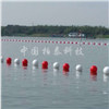 太湖水面施工区警示浮标 水源地塑料浮球